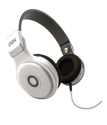 Headset com Microfone OEX HP102 - Branco