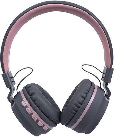 Headset bluetooth hs310 candy Rosa claro - OEX