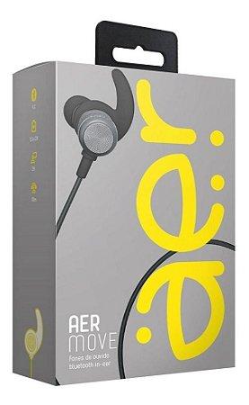 Fone de Ouvido Esportivo Bluetooth com Microfone AER Aermove - Geonav
