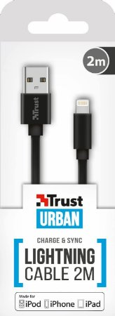 Cabo USB - Apple 2 MT T22167 - Trust