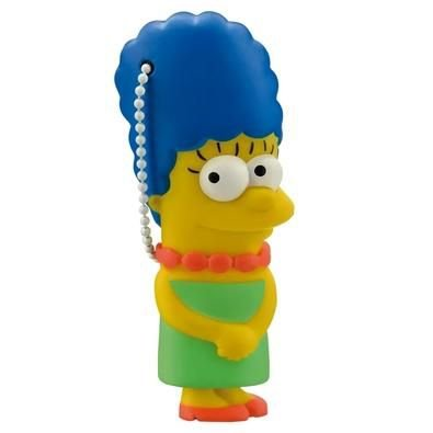 Pendrive simpsons Marge 8GB - PD073