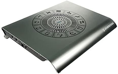 "Base Para Notebook 9 a 14"" Np-311-T Zodiac II - Evercool"