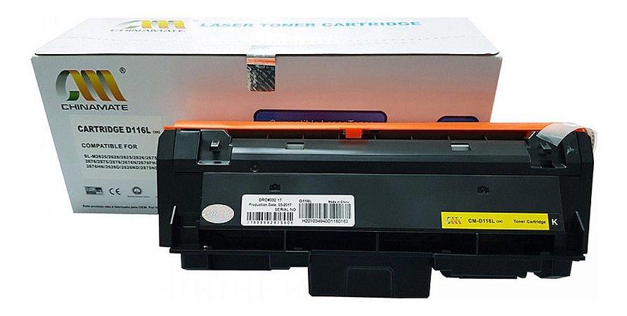 Cartucho de toner MLT-D116L D116 Para Samsung SL-2885 2835 2875 2825