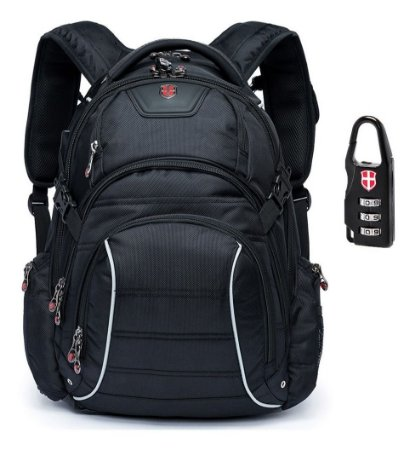 Mochila Executiva Notebook Masculina Reforçada Swissport