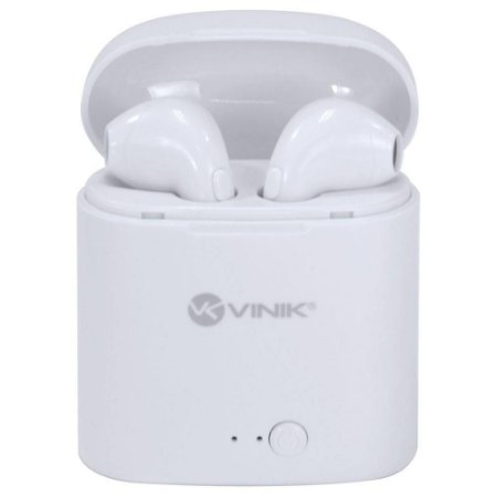 Fone de ouvido Bluetooth para computador celular tablet Easy W1 - Vinik