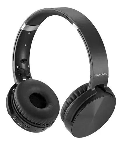 Headphone Bluetooth 4.2 Preto - PH264 - Multilaser