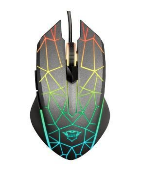 Mouse Gamer GXT 900 Qudos RGB 7 Botões 15000DPI - Trust