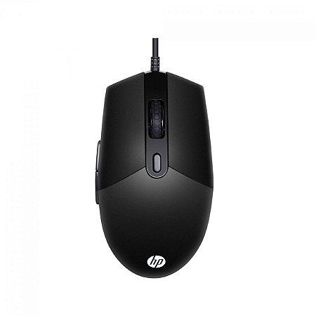 Mouse Gamer M260 Led 6 Botões 6400dpi Gaming Usb - Hp