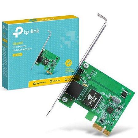 Placa De Rede Gigabit Tg 3468 10/100/1000 - Tp-link