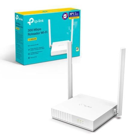 Roteador Wifi 300 Mbps Tl-wr829n - Tp-link