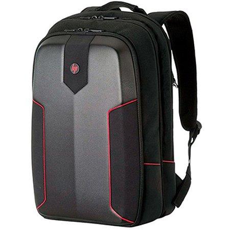 Mochila Gamer para Notebook até 15.6 Preto e Vermelho - 3EJ61LA - HP