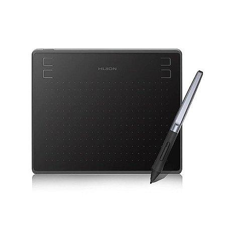 Mesa Digitalizadora HS64 com caneta para Android Windows macOS - Huion