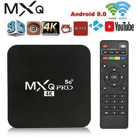 TV BOX Smart Tv 64gb 5g Pro 4k - 10.1