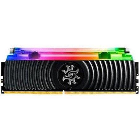 Memória RAM XPG Spectrix D80 RGB 8GB 3200MHz DDR4 CL16 - AX4U320038G16A-SB80 - ADATA