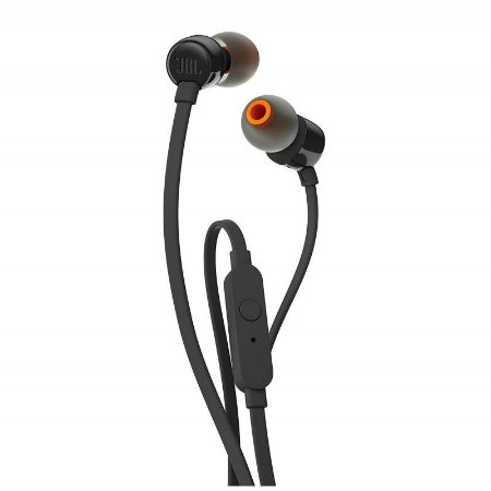 Fone de Ouvido Tune 110 Intra-Auricular Preto - JBL