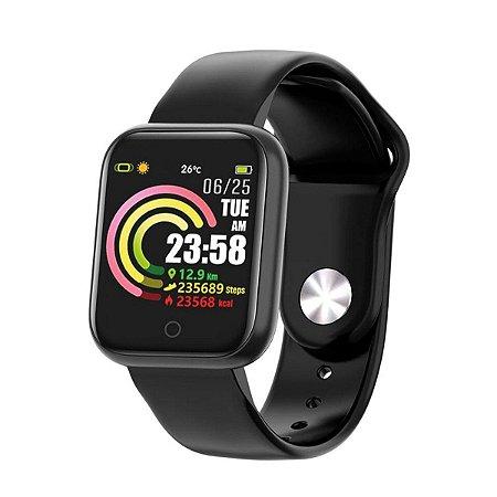Relogio Smart Watch Sport Pulseira Ace Ps300 Preto - Oex