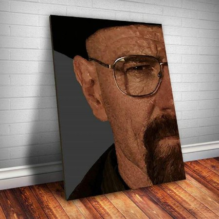 Placa Decorativa Breaking Bad 30