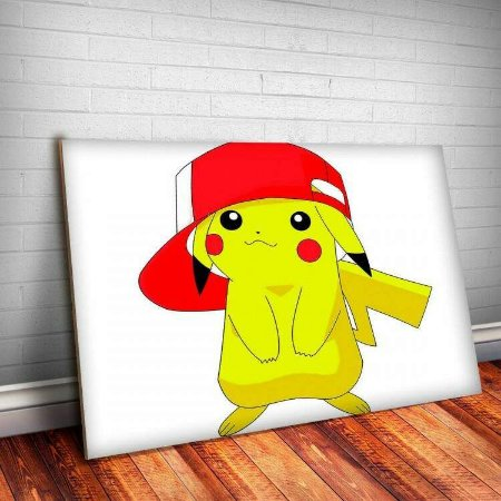 Placa Decorativa Pokemon 33