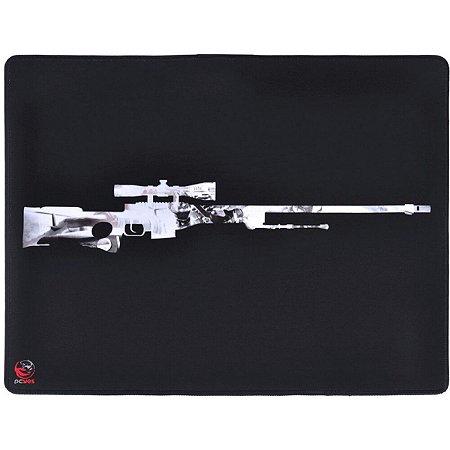 Mouse Pad Fps Sniper Estilo Speed - 500x400mm - Fs50x40 - PCYES