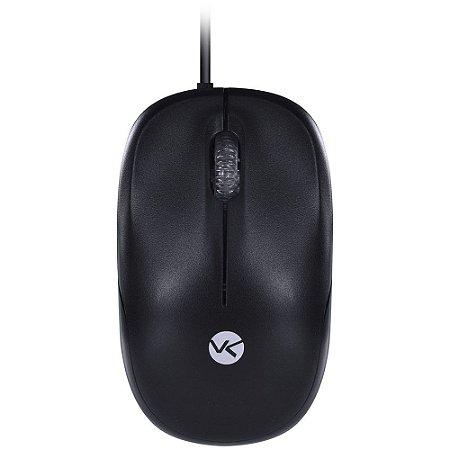 Mouse dynamic color 1200 dpi 1.8m preto – dm130 - VINIK