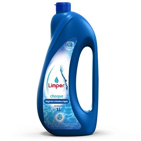 Algicida Choque | Limper | 1 litro