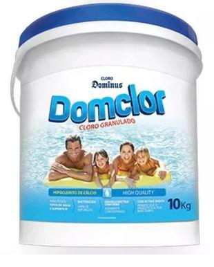 Cloro Hipoclorito de Cálcio | Domclor | 10 Kg