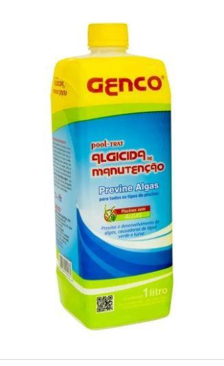 GENCO ALGICIDA MANUTENÇÃO 1LT