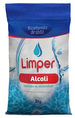 LIMPER ELEVADOR DE ALCALINIDADE 2KG