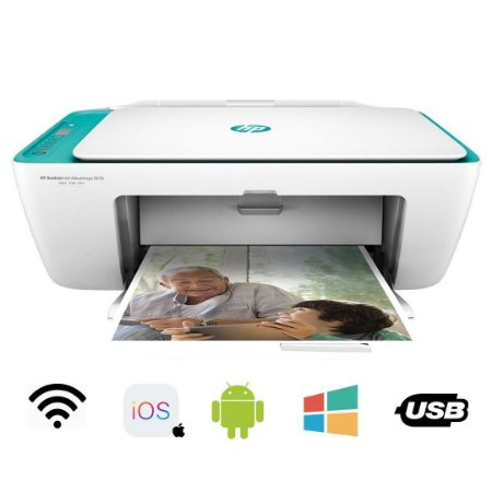 Multifuncional HP DeskJet Ink Advantage 2676