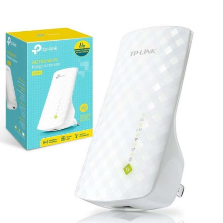 REPETIDOR WIRELESS AC750 TPLINK RE200