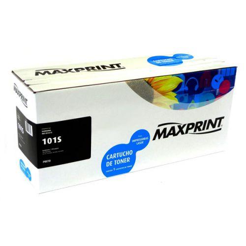 CART TONER MAXPRINT COMP SAM BLKG MLT-D101S MAX 1 PC