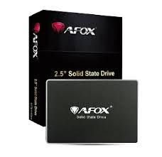 HD SSD 120GB SD250/120GB SATAIII 550/490 AFOX