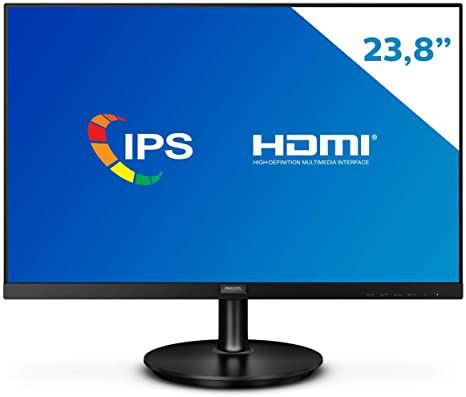 MONITOR 23,8 PHILIPS LED 242V8A