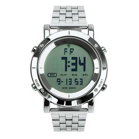 Relógio Masculino Tuguir Digital TG6017 - Prata