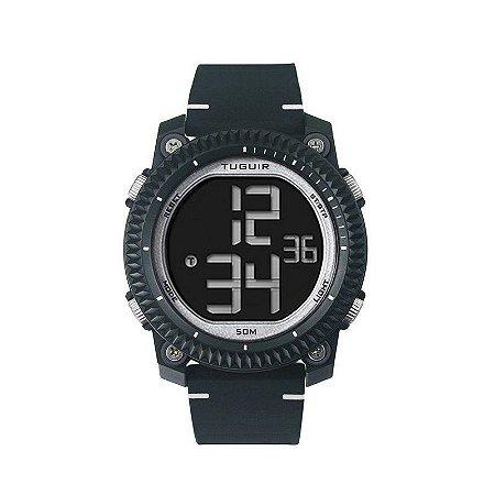 Relógio Masculino Tuguir Digital TG6020 - Preto-