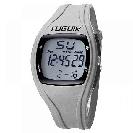 Relógio Unissex Tuguir Digital TG1801 - Cinza