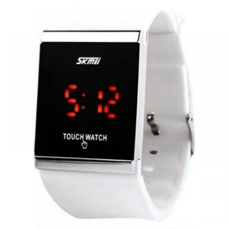 Relógio Unissex Skmei Digital 0983 - Branco