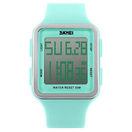 Relógio Unissex Skmei Digital 1139 - Verde