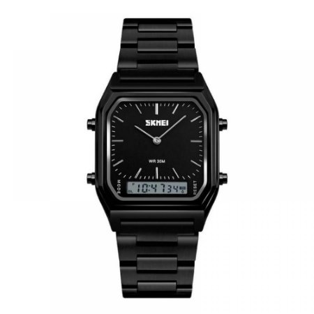 Relógio Unissex Skmei AnaDigi 1220 - Preto