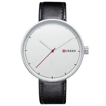 Relógio Masculino Curren Analógico 8223 Prata-