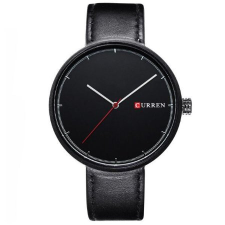 Relógio Masculino Curren Analógico 8223 Preto-