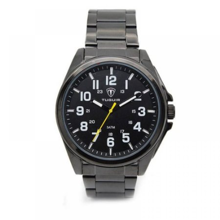 Relógio Masculino Tuguir Analógico 5045 - Preto