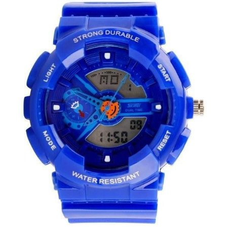 Relógio Masculino Skmei AnaDigi 0929 - Azul