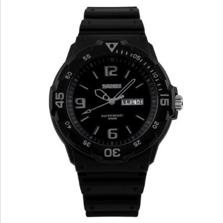 Relógio Masculino Skmei Analógico 1045 Preto-