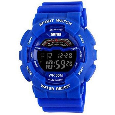 Relógio Masculino Skmei Digital 1012 Azul-