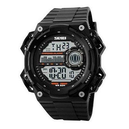 Relógio Masculino Skmei Digital 1115 Preto-