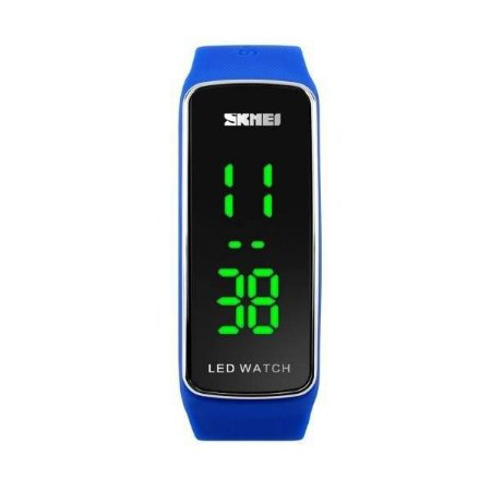 Relógio Masculino Skmei Digital 1119 - Azul e Preto