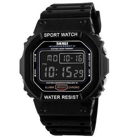 Relógio Masculino Skmei Digital 1134 - Preto