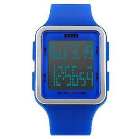 Relógio Masculino Skmei Digital 1139 Azul-