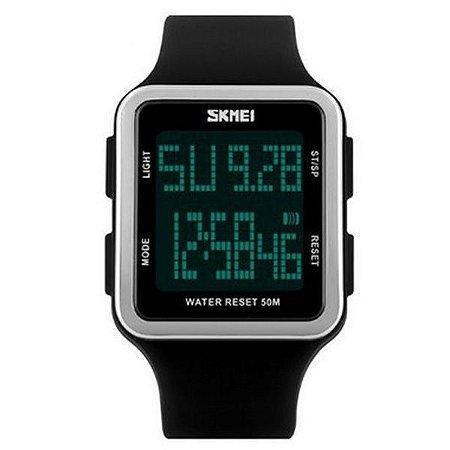 Relógio Masculino Skmei Digital 1139 Preto-